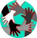 Hand in Hand auf Facebook