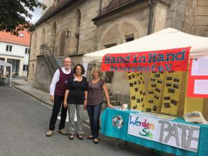 Sommerfest der evangelischen Kirche am 2.7.2017
